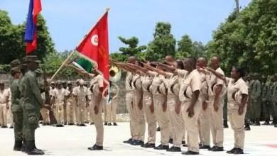 LesForces Armées d'Haïti,FAD'H recrutent une nouvelle classe de soldats - FADH