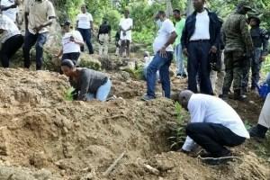 Haïti: La première Dame a célébré la Journée internationale des femmes rurales dans le Nord-Ouest -