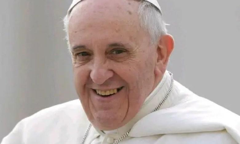 Le pape François soutient le mariage de même sexe - Pape François