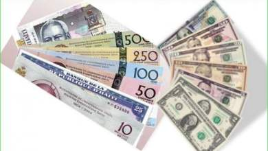 Taux du jour affichés par les banques pour ce 29 mai 2021 -