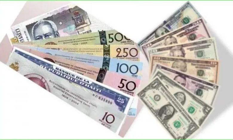 Haiti/Taux du jour affichés par les Banques pour ce 16 décembre 2020 -