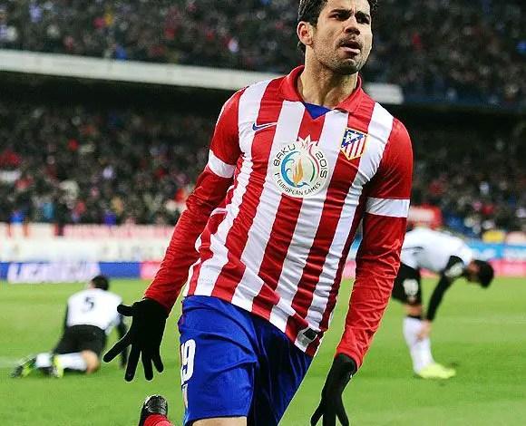 Urgent: Diego Costa quitte l'Atletico Madrid. - Diego maradona, Lionel Messi