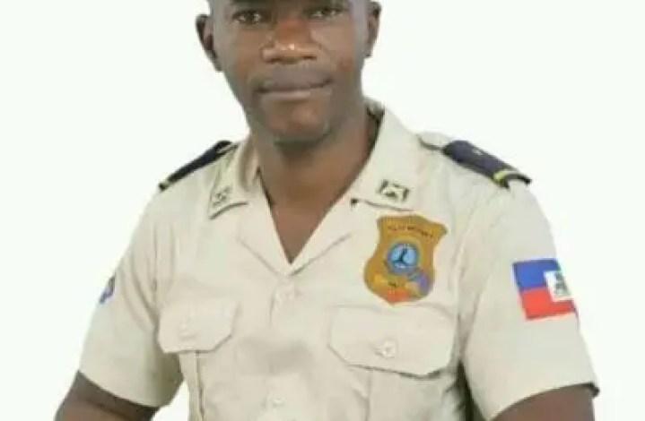 Haïti- Police :Assassinatde l'inspecteur DivisionnaireTelfortFerais cesoirauCap-Haïtien. - Evelyne Sincère, Massacre