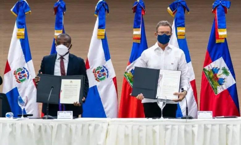 Rencontre entre le chancelier haïtien et le président dominicain : Claude Joseph donne un compte-rendu - Claude Joseph, Haïti, Luis Abinader, République Dominicaine