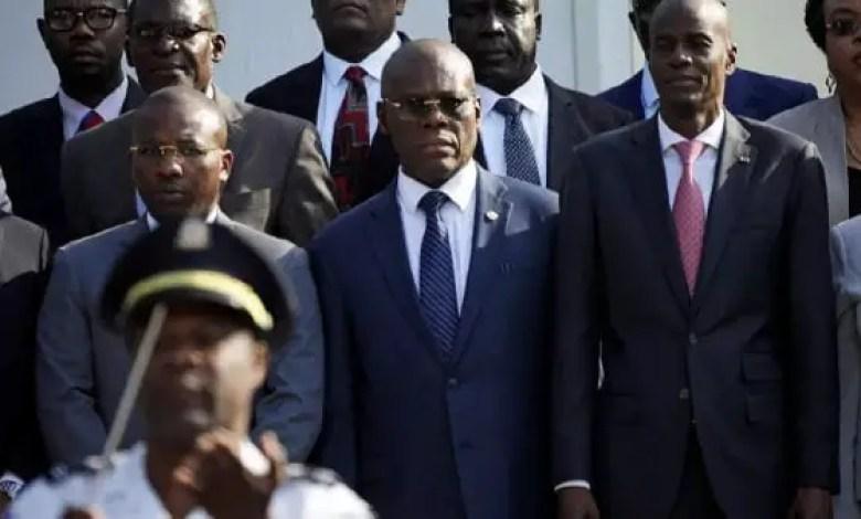 Le gouvernement se mobilise pour assurer la sécurité de la population, affirme Jovenel Moïse - Jovenel Moïse