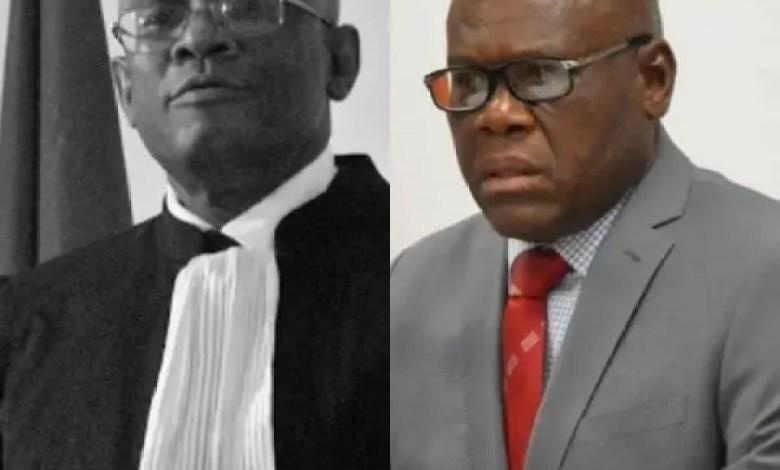 Assassinat de Me Dorval : Joseph Jouthe se présente au cabinet d'instruction, le juge instructeur absent - Joseph jouthe