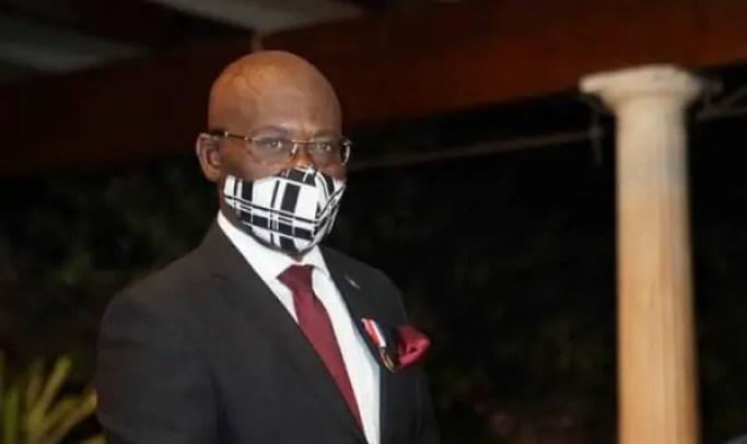 Joseph Jouthe annonce l'éradication des gangs en Haïti - Gangs, Joseph jouthe