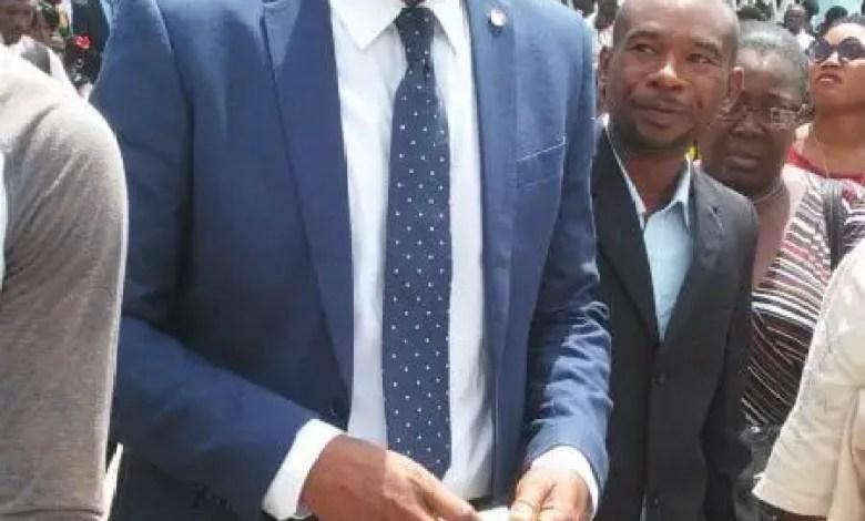 L'opposition aura sa part du gâteau de transition, affirme Sorel Yacinthe. - André Michel, opposition