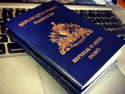Haïti : Grande augmentation des prix des passeports - Haïti, Passeport, prix