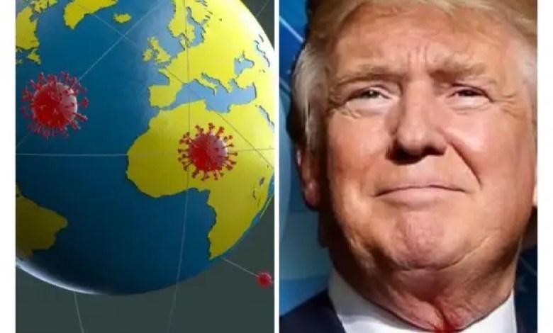 Les États-Unis annoncent la levée des restrictions liées au Coronavirus pour les pays d'Europe et d'Asie - Coronavirus, Donald Trump