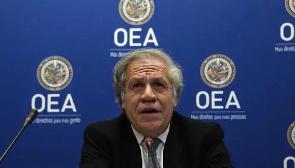 Covid-19: le Secrétaire général de l'OEA, Luis Almagro, testé positif -
