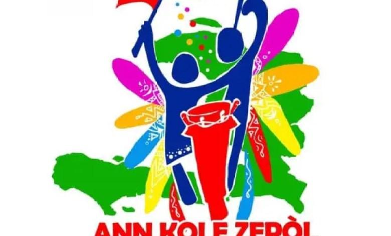 """""""AnnkoleZepòlpouAyitidekole""""estlethèmedu carnaval national ainforméleministèrede laCulture. - Carnaval, Carnaval Jacmel"""