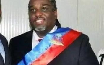 Avis de recherche contre l'ancien magistrat de Port-au-Prince Chevry Youri RALPH - Avis de recherche, Ralph Youri Chevry