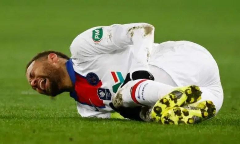 LDC : Blessé, Neymar forfait face au Barça - Neymar