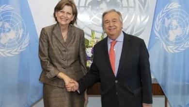 Un rapport tout en rose du BINUH et du Secrétaire général de l'ONU sur Haïti - Antonio Guterres, BINUH, ONU