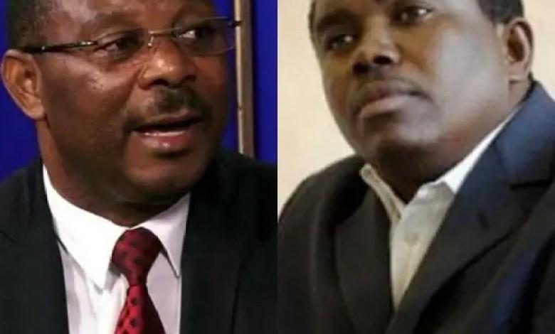 Selon lui, André Michel ne peut remporter une élection même pour la fonction de CASEC - André Michel, Jude Charles Faustin