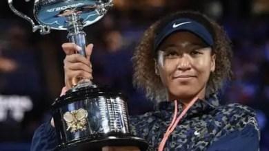 Open d'Australie : Naomi Osaka décroche son quatrième titre de grand chelem - Naomi Osaka