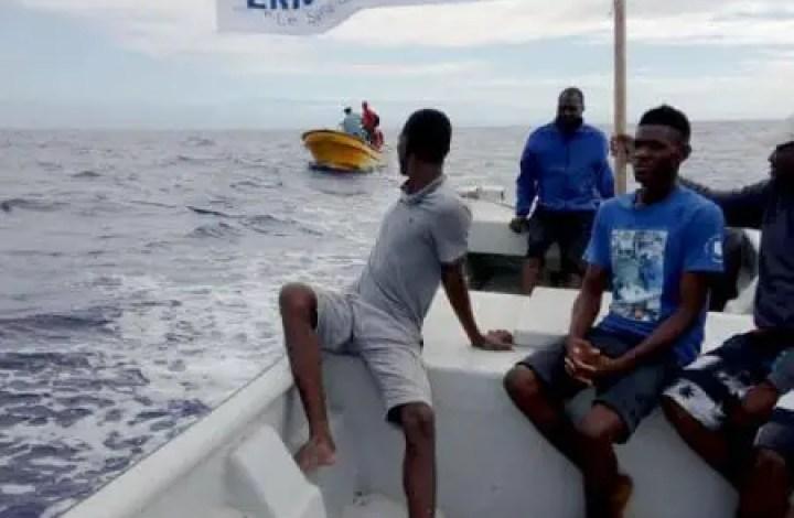 La Fondation Eric Jean Baptiste au chevet des pêcheurs de Belle Anse - Fondation Eric Jean Baptiste