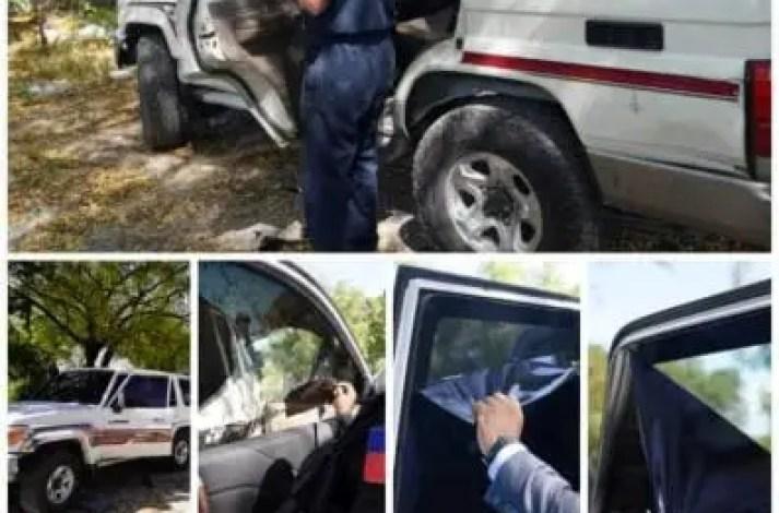 Le Premier ministre Joseph Jouthe ordonne de déteinter les voitures de son cortège - Kidnapping
