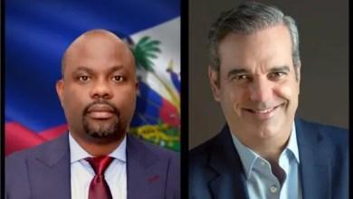 Construction d'un mur sur la frontière haïtiano-dominicaine, Michelet Nestor écrit au président dominicain - Luis Abinader, Michelet Nes