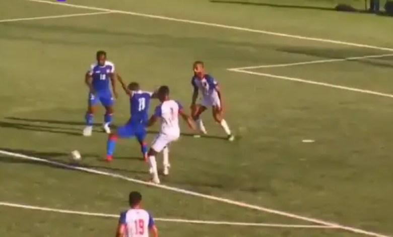 Qatar 2022: Haïti bat le Belize 2-0, bon début pour Jean-Jacques Pierre - Belize, Haïti