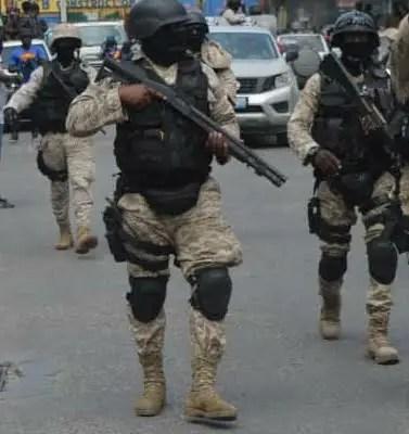 Grand'Anse: Six présumés bandits stoppés par la Police -