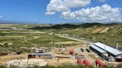 Centrale électrique de La Saline - Port-de-Paix