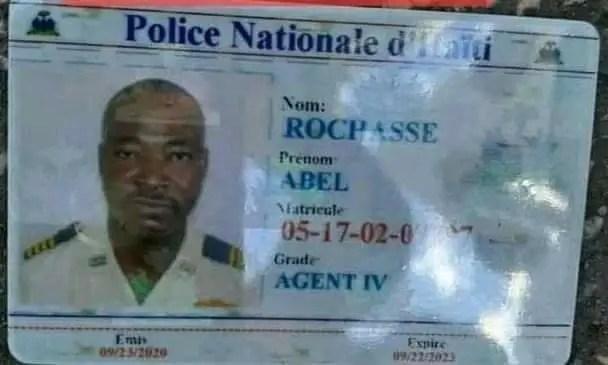 Rochasse Abel, un agent IV de la PNH tué par balles à Delmas 3 - Rochasse Abel