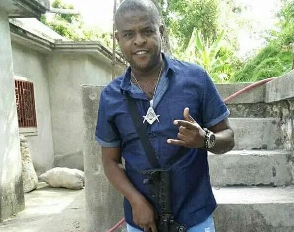 Le puissant chef de gang Jimmy Chérizier alias Barbecue blessé par balles à Cité Soleil - Barbecue, Jimmy Chérizier