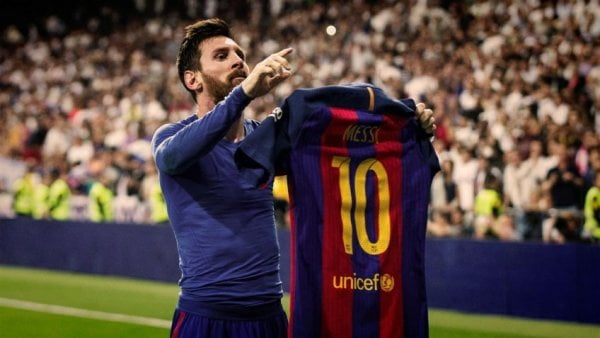 Football : Lionel Lionel Messi quitte le FC Barcelone -