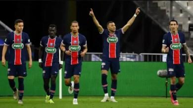 Football: Le Paris Saint-Germain gagne sa 14ème Coupe de France - Psg