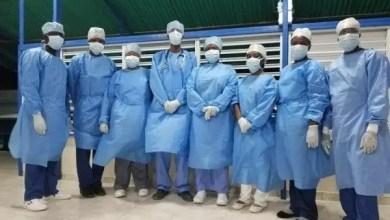 L'hôpital St Luc reçoit à nouveau les cas de problèmes respiratoires - Covid-19