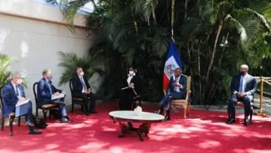 Élections: Jovenel Moïse s'est entretenu avec la mission de l'OEA - élections, Haïti, OEA