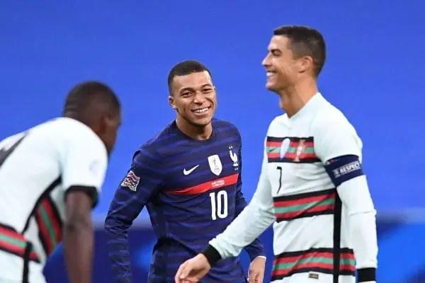 Cristiano Ronaldo pourrait rejoindre le Français Kylian Mbappé au PSG - Cristiano Ronaldo, Kylian Mbappé