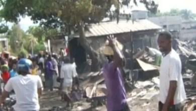 Deux enfants périssent dans un incendie à Delmas 75 - Incendie