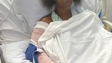 Martine Moïse a quitté Jackson memorial hospital - Martine Moïse