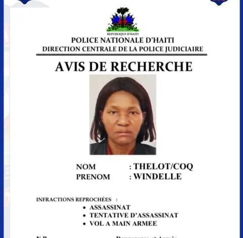 Les avocats de Me Windelle Coq Thélot veulent forcer l'annulation du mandat d'amener - Windelle Coq-Thélot