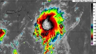 Dans 48 heures, une onde tropicale risque de traverser Haïti et menace cinq départements - onde tropicale, tempête tropicale