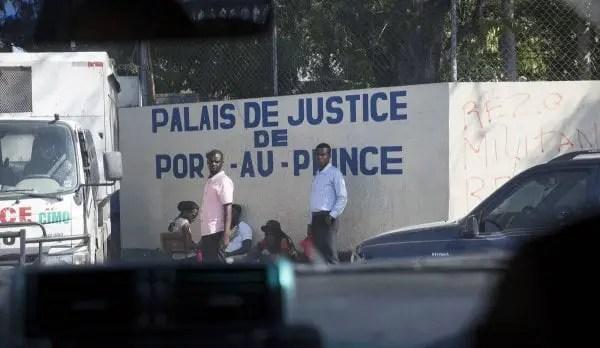 Le Palais de Justice de Port-au-Prince bientôt déplacé de Bicentenaire - Palais de Justice