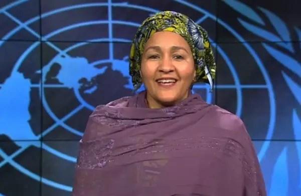 La dernière crise est une opportunité pour les Haïtiens de prendre un nouveau départ, déclare la vice-secrétaire générale de l'ONU, Amina Mohammed - Séisme