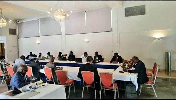 Haïti: Réunion de plus de 18 commissaires autour de la loi de la VAEP - VAEP