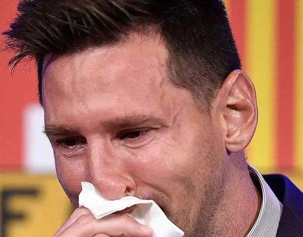 Lionel Messi a fait ses adieux à Barcelone - Barcelone, Lionel Messi