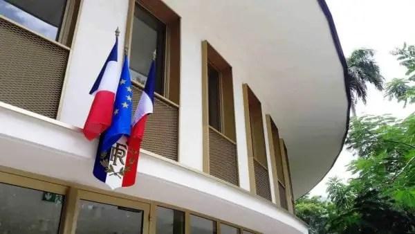 Insécurité: L'Ambassade de France révise son mode de fonctionnement en Haïti -
