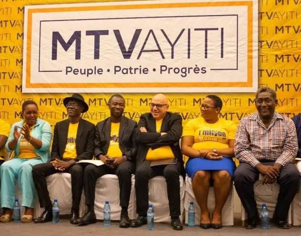 Le MTV Ayiti opte pour un accord unitaire et historique - MTV