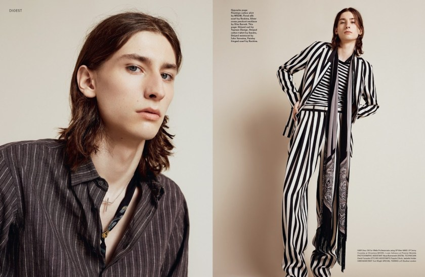 ANOTHER MAN MAGAZINE Louie Johnson by Arno Frugler. Ellie Grace Cumming, Spring 2016, www.imageamplified.com, Image Amplified (4)