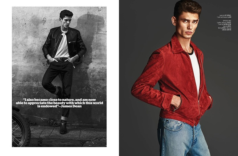 AUGUST MAN MAGAZINE Arthur Gosse by Anthony Meyer. Sonia Logerot, April 2016, www.imageamplified.com, Image amplified (1)