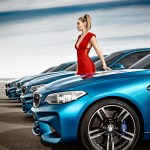 CAMPAIGN: Gigi Hadid for BMW M2 Coupe 2016