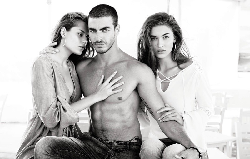 CAMPAIGN Guess Spring 2016 by Kayt Jones. www.imageamplified.com, Image Amplified (9)