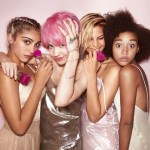 CAMPAIGN: Lourdes Leon, Amandla Stenberg, Grimes, Kenya Kinski-Jones for POP by Stella McCartney 2016