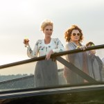 CINEMA SCAPE: Absolutely Fabulous The Movie Starring Jennifer Saunders & Joanna Lumley, Directed by Mandie Fletcher, Out July 2, 2016